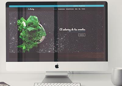 Diseño Web: dcatering