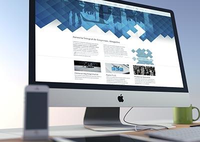 Diseño Web: Lexterloi
