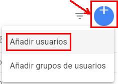 Anadir usuarios Google Tag Manager