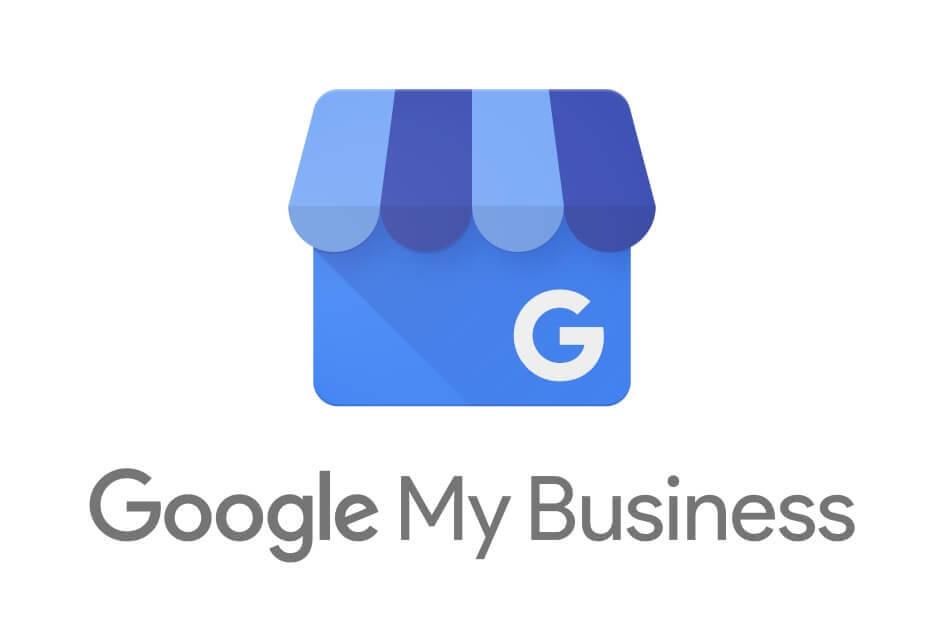 Logo de Google My Business