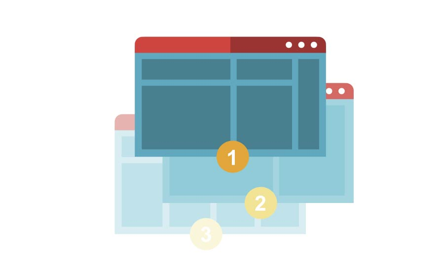 Landing Page Publiup