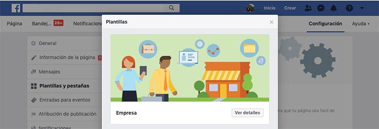 tienda online facebook