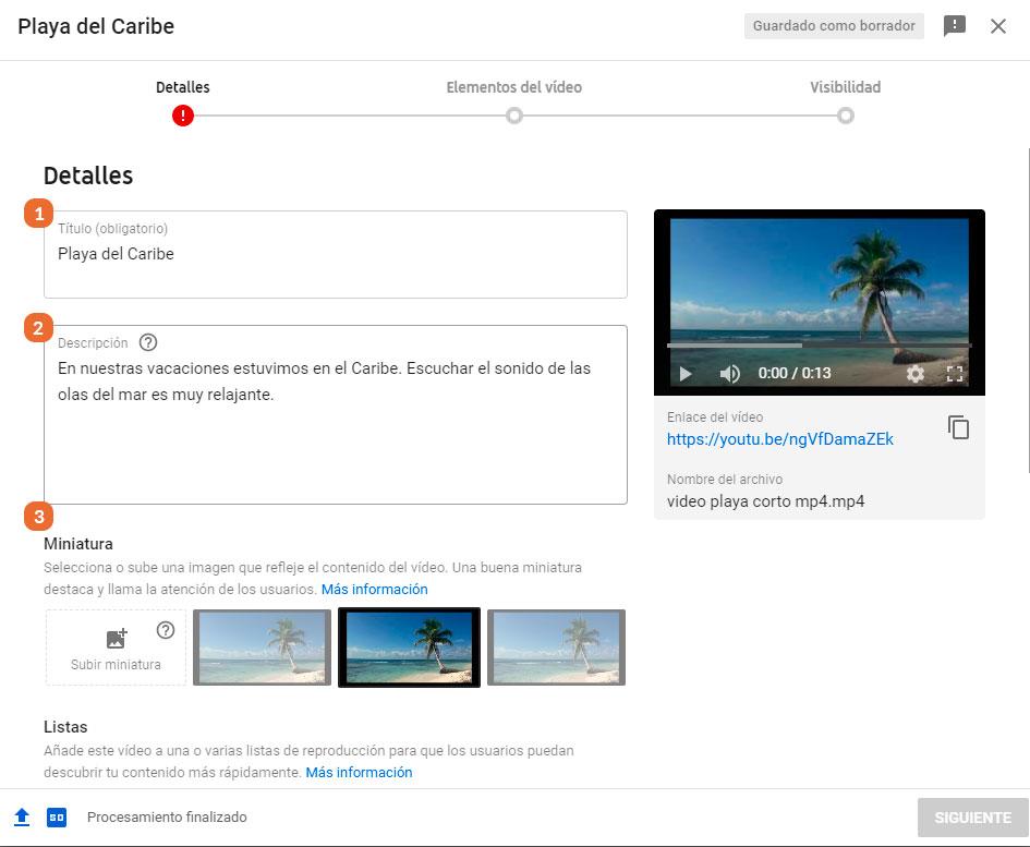 editar vídeo de youtube