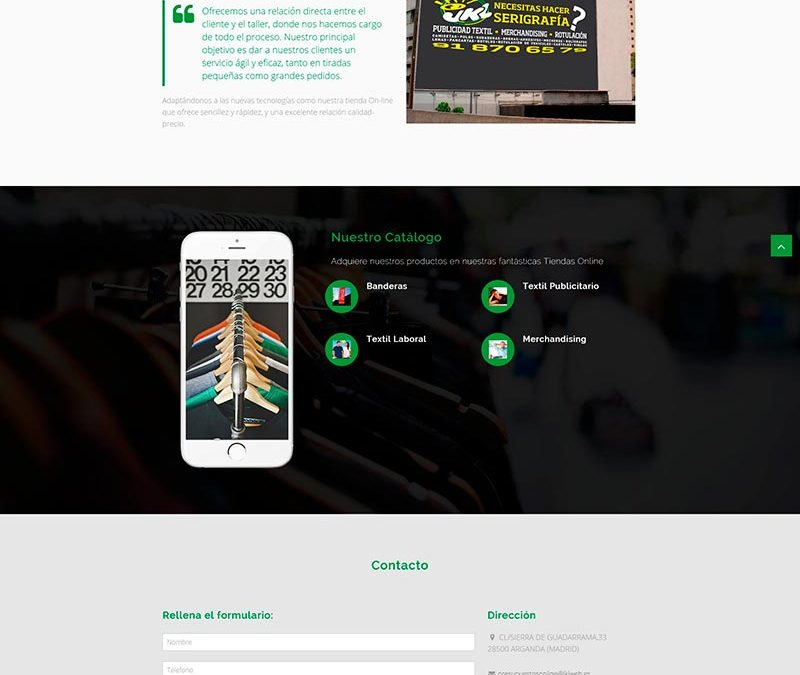 Página Web: JKLWeb