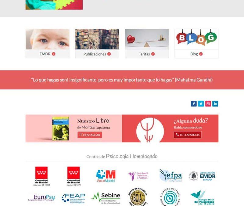 Diseño Web: Psivoveritas