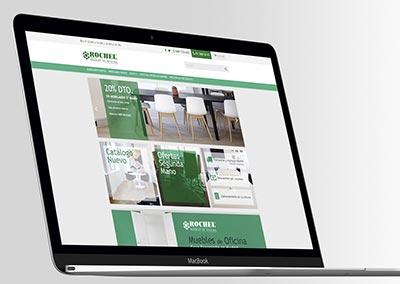 Diseño Web: Rochel