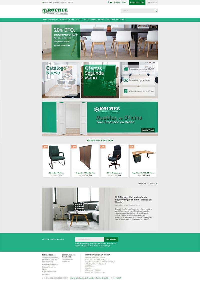 Tienda Online Rochel