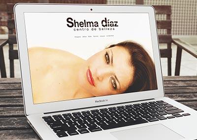 Diseño Web: Shelma Díaz