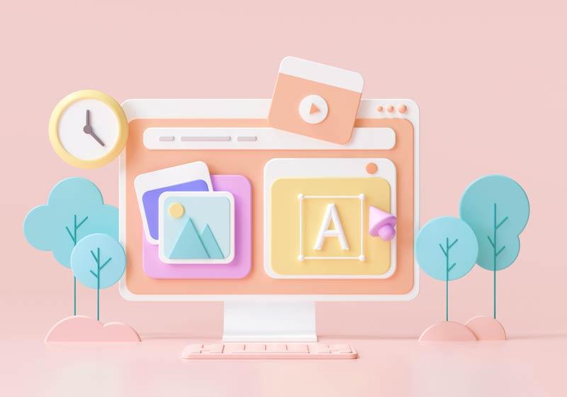 Tendencias Diseño web 2022